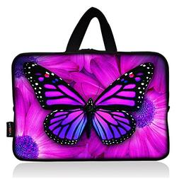 AUPET Purple Butterfly Universal 7 ~ 8 inch Tablet Portable