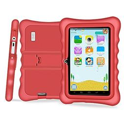 "YUNTAB Q88H Kids Edition Tablet, 7"" Display, 8 GB, WiFi, Kid"