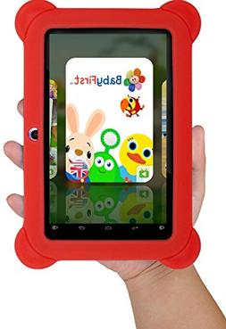 7 INCH Quad Core  Kid's HD Tablet PC- 8GB Storage W/32GB Exp