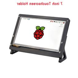 Raspberry Pi 7 inch LCD 1024 *600  Display Touch Screen Hous