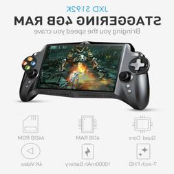 JXD S192K Video Game Console Phablet 7 inch IPS Gamepad with