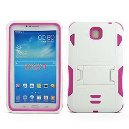 Samsung Galaxy Tab 3 7.0  Case, GADGETFARMER Heavy Duty Toug
