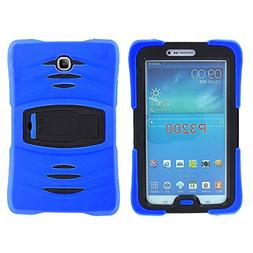 Samsung Galaxy Tab 3 7.0 Case by KIQ TM Full-Body Shock Proo