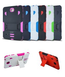 "For Samsung Galaxy Tab 4 7.0""/ 7-inch T230 Tablet Armor Rugg"