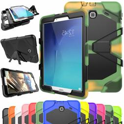 Shockproof Case Screen Protector For Samsung Galaxy Tab A E
