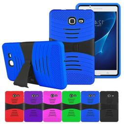 Shockproof Heavy Duty Stand Box Case Cover For Samsung Tab A