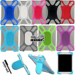 Shockproof Silicone Stand Cover Case For Various IRULU Expro