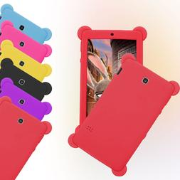 ShockProof Soft Silicone Anti-scratch Rubber Case Cover For