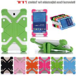 Soft Silicone Shockproof Case Shell For RCA 7 Voyager II / R
