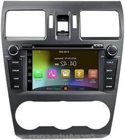 2014-2018 Subaru Forester In-Dash GPS Navigation Stereo DVD
