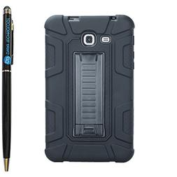 "Tab A 7.0"" Case Hard PC + Soft Silicon Gel 3in1 Hybrid Shock"