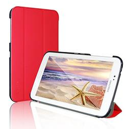 Tab 3 7 Case, JETech Slim-Fit Case Cover for Samsung Galaxy
