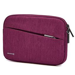 Evecase 6-7 inch Water Repellent Shockproof Tablet Sleeve fo