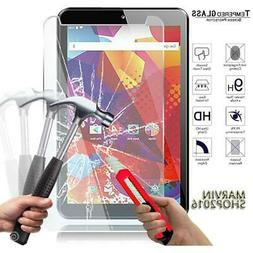 "Tempered Glass Screen Protector Cover For Various 7"" 8"" Argo"