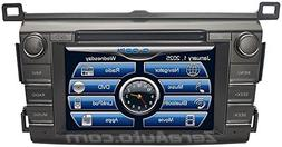 2013-2015 Toyota RAV4 In-Dash Navigation Stereo DVD CD GPS R