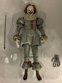 """ULTIMATE PENNYWISE WELL HOUSE Neca 2017 MOVIE 2019 7"""" Inch F"""