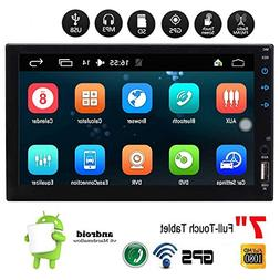 7 inch Universal Android 6.0 Car Stereo Radio Head Unit Auto