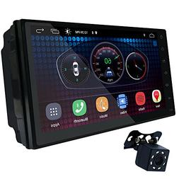 "UGAR 7"" Universal Car Stereo 1GB 16GB Android 6.0 Head Unit"