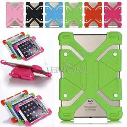 "Universal Kids Safe Shockproof Silicone Case Cover For 7"" In"