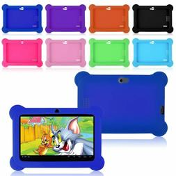 Universal Soft Silicone Gel Rubber Shockproof Case Cover For