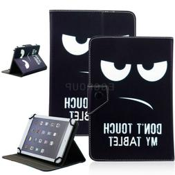 """US For 7"""" Tab Android Tablet Universal Leather Cool Penguin"""