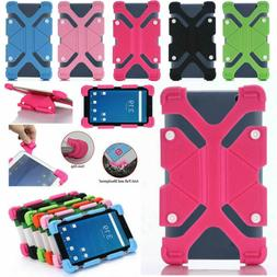 US For Onn 7 inch Android Tablet Kids Soft Shockproof Silico