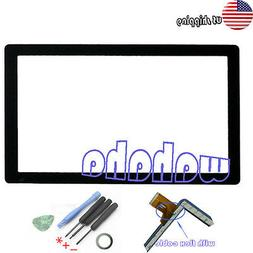 USA New Touch Screen Digitizer Panel for 7 inch iRULU X7 AX7