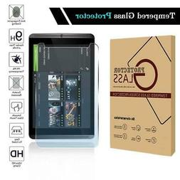 "For Various 7"" 8"" Tablet - Tempered Glass Screen Protector C"